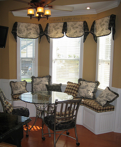 window treatments Hollywood